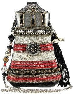 Mary Frances Beaded Lighthouse Handbag