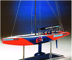 America's Cup Model: 6eme Sens, Le Defi, 2000 - Nautical Luxuries