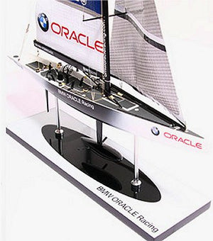 America's Cup Model: BMW Oracle Racing 2007 - Nautical Luxuries