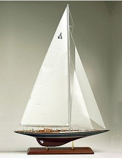 America's Cup Model: Endeavour I, 1934