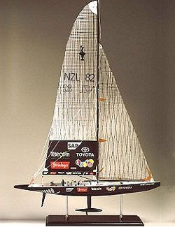 America's Cup Model: Team NZ, 2003 - Nautical Luxuries