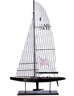 America's Cup Model: Young America, 2000