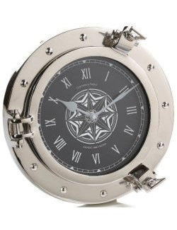 Night Watch Porthole Clock