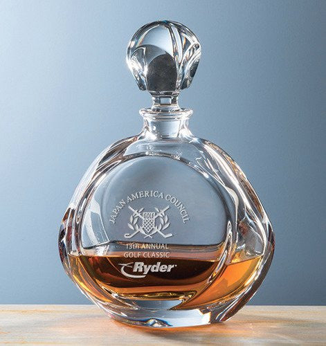Customized Regal Liquor Decanter