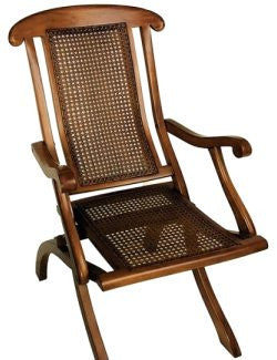 Mahogany Promenade Deck Dining Chair