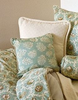 Island Shells Twin Duvet Cover