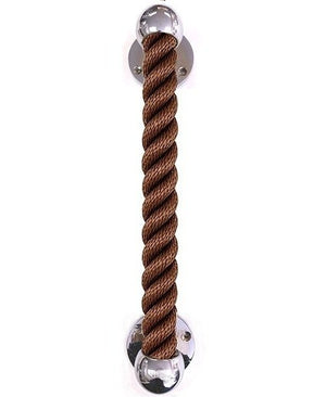 NAUTILUXE Collection Nautical Rope Handle - Nautical Luxuries