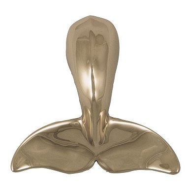 Beach Cottage Whale Tail Door Knocker - Nautical Luxuries