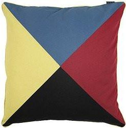 Signal Flag Euro Pillow Sham Covers - Nautical Luxuries