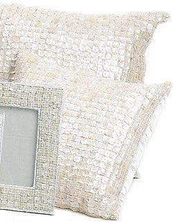Mother Of Pearl Accent Pillows