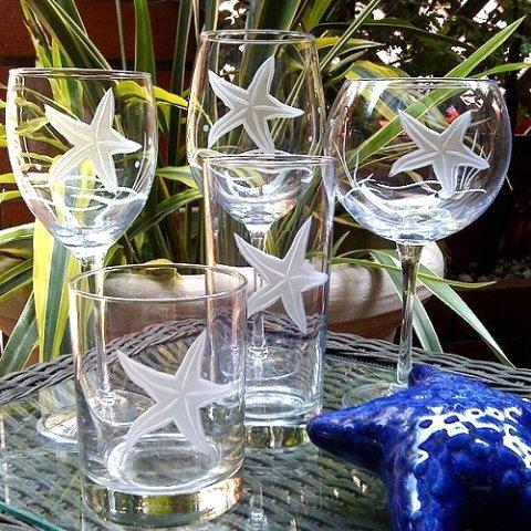 ELEGANTLY COASTAL BARWARE