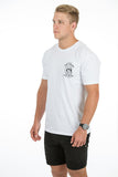 RISK TAKERS TEE WHITE
