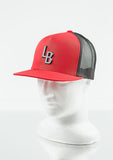 Red / Black LB Trucker