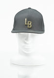 LB GOLD / BLACK SNAP BACK
