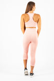 3/4 Leggings Pink