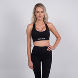 LB Crop Top Black