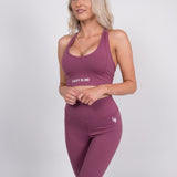 LB Leggings Merlot