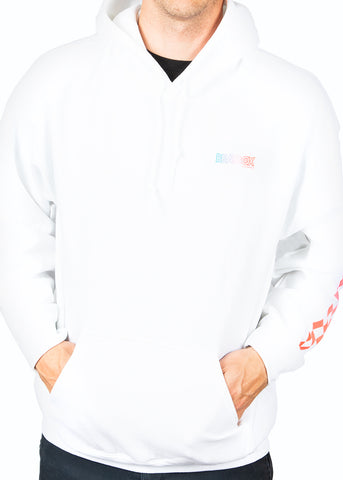 FADED - Hoodie White