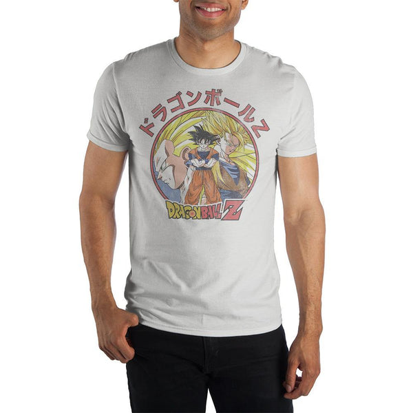 Dragon Ball Z Japanese T shirt