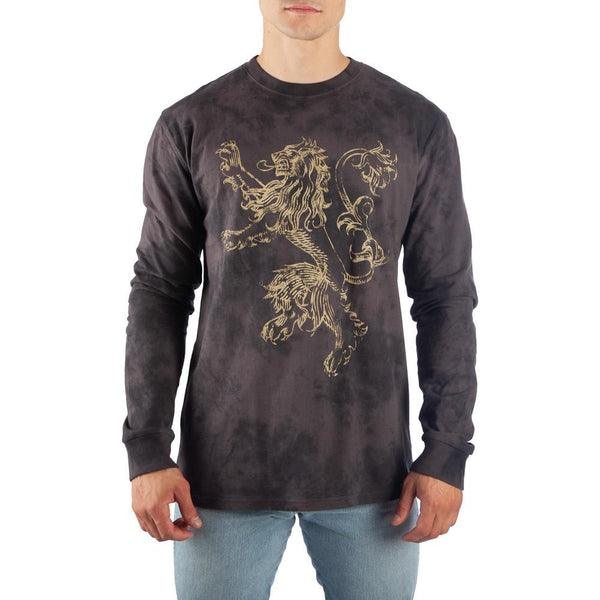 Game of Thrones Long Sleeve Shirt Lannister T-Shirt Game of Thrones T-Shirt