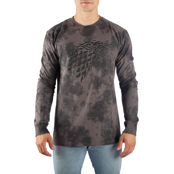 Game of Thrones Long Sleeve Shirt Stark T-Shirt Game of Thrones T-Shirt