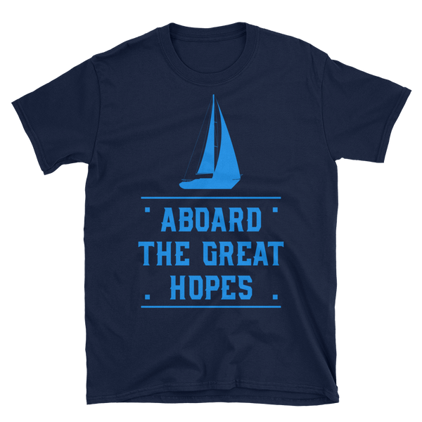 Aboard the Great Hopes T-Shirt