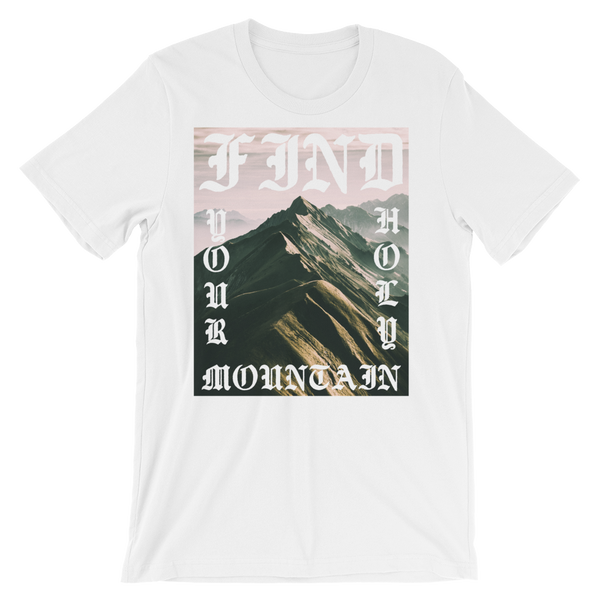 Find Your Holy Mountain T-Shirt