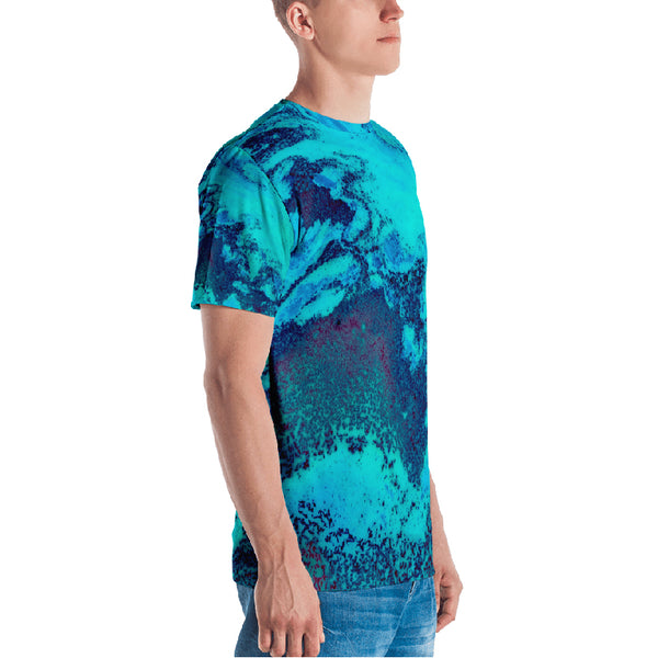 Hyperblue All-Over T-Shirt