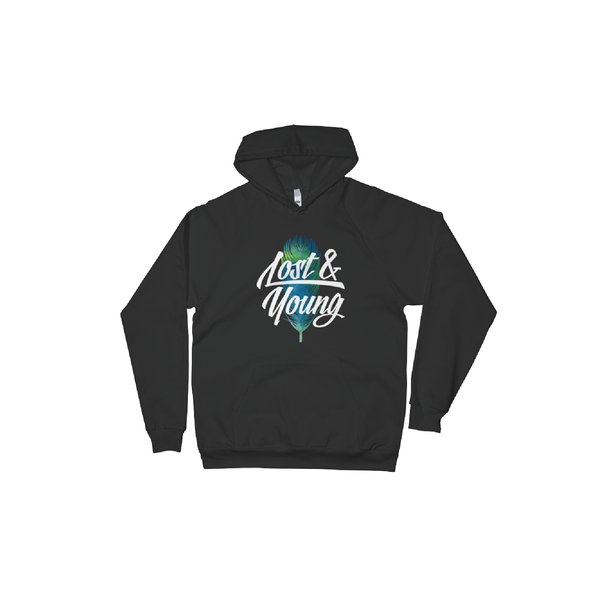 Lost And Young Hoodie