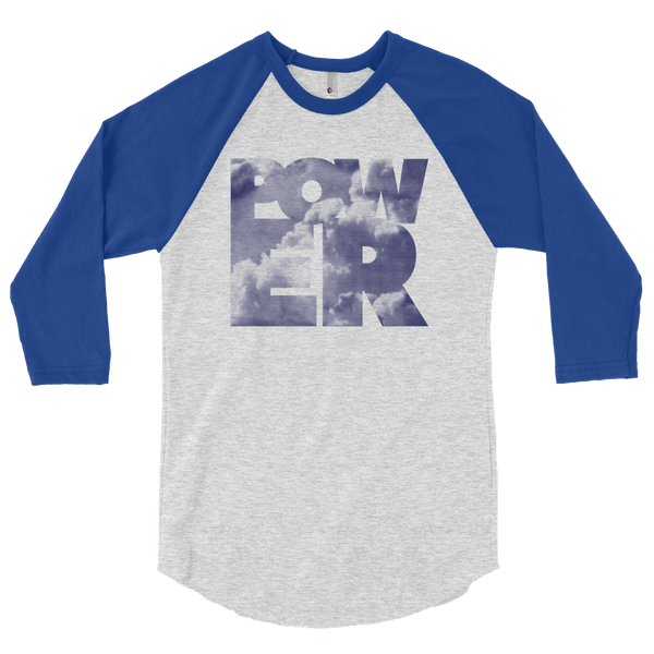 Empyrean Power 3/4 Sleeve Raglan Shirt