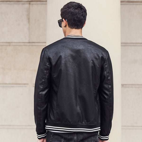 K Icon Leather Jacket