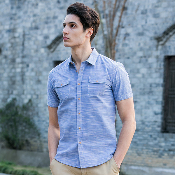 Stoker Striped Shirt