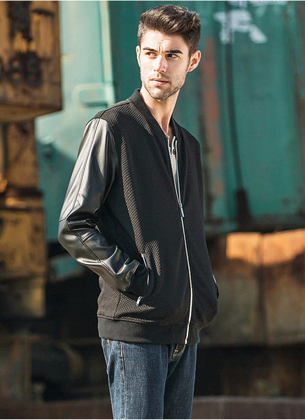 Griffin Black Jacket