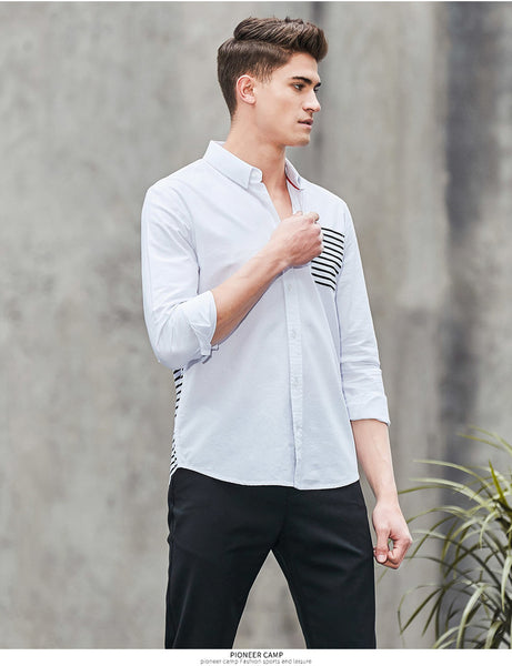 Atrium Oxford Type Shirt