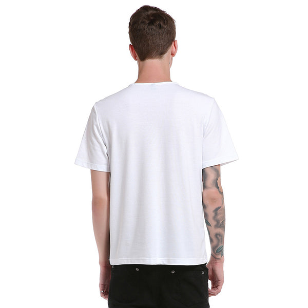 Slide Collar T-Shirt