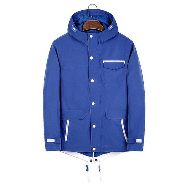 Aeon Ocean Hooded Jacket