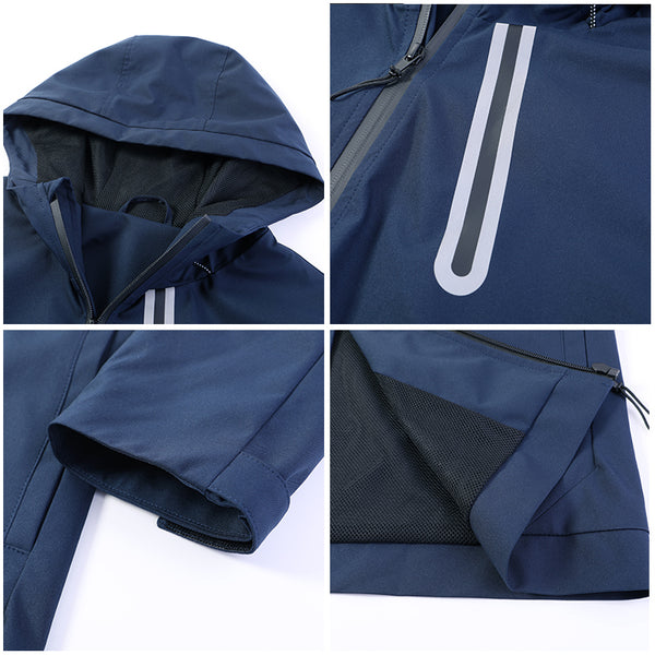 Urban Butcher Navy Jacket