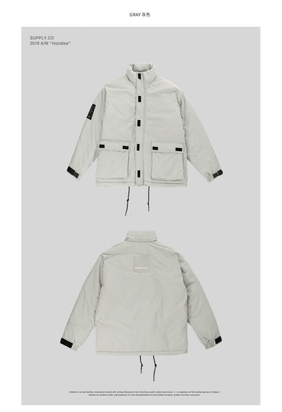 INFLATION 2018 Winter Jacket Coat