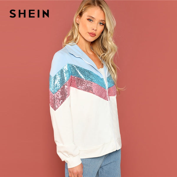 SHEIN Candy Spirit Jacket