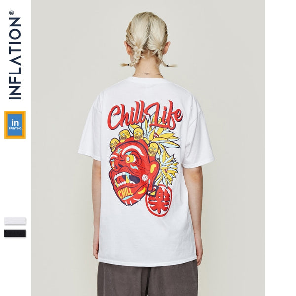 INFLATION Chill Life T-Shirt