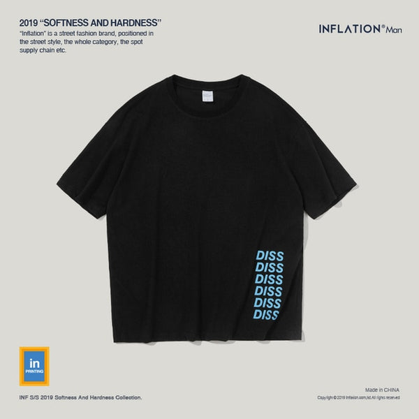 INFLATION 2019 DISS ME T-Shirt
