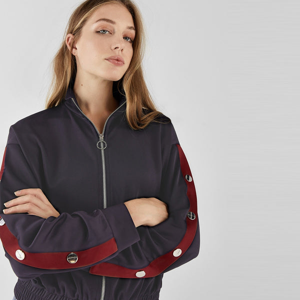 Rutger Passion Bomber Jacket