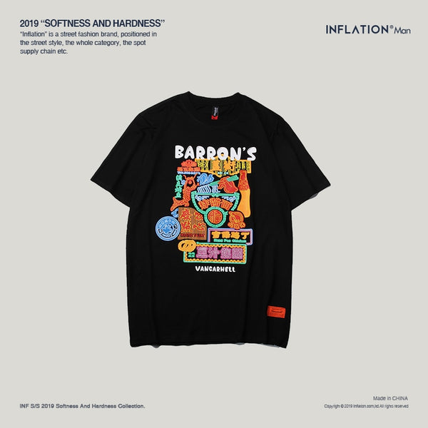 INFLATION BARRON'S T-Shirt