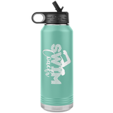 SWIM COACH * Water Bottle Tumbler 32 OZ.