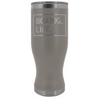 BOXING LIFE Gift For Boxer Coach Team Students * Skinny Boho Vacuum Tumbler 20 oz. - ArtsyMod.com
