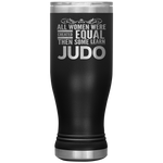 ALL WOMEN, LEARN JUDO Gift For Martial Arts Sensei Student * Skinny Boho Vacuum Tumbler 20 oz. - ArtsyMod.com
