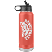 BASKETBALL COACH * Water Bottle Tumbler 32 OZ.