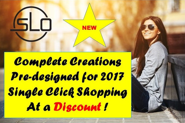 Complete Creations - SLO Fashion Pre-Designed Combinations Selected for Single Click Shopping