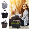 slow SLO Fashion Urban Casual mix and match designer handbags