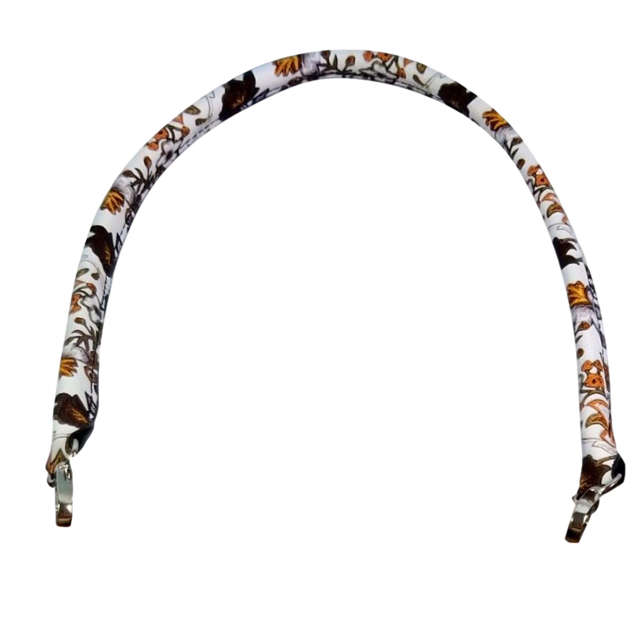 Designer Strap Handle - Floral Autumn